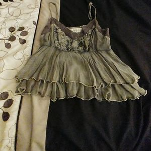 Woman's camisole